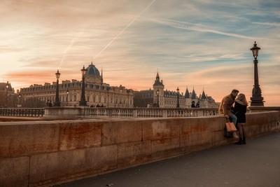 Happy days in Paris
