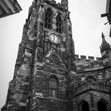 St Mary's Church in Stockport.