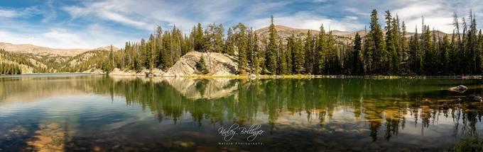 Mirror Lake Panorama