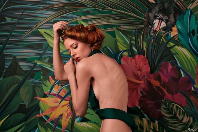 Jungle Fashion by marcwildpassion - photographyawards2020