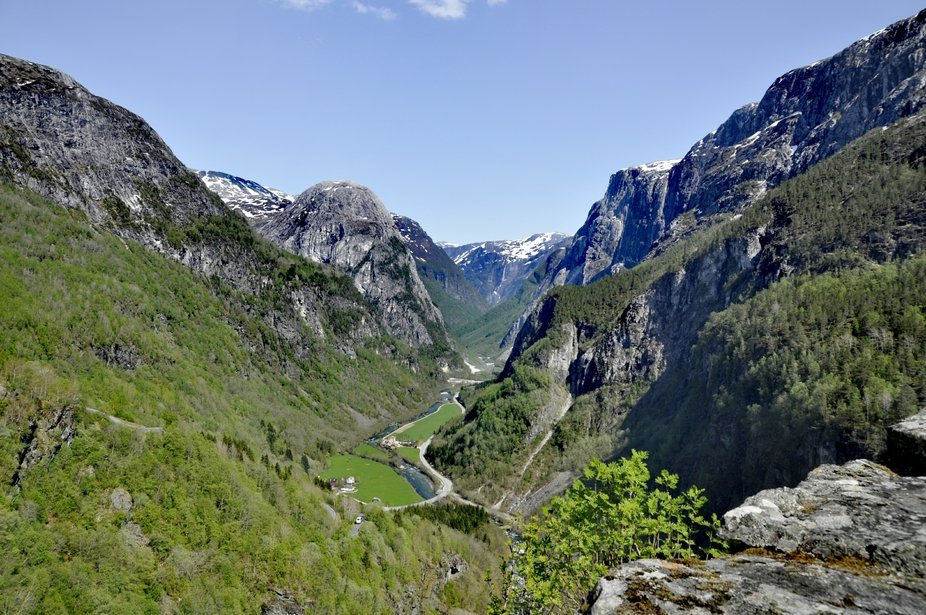 Stalheim Norwegen