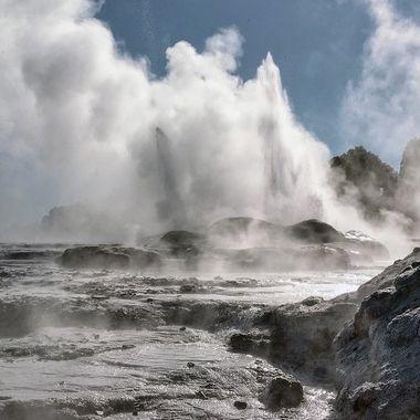 Te Puia - Geothermal Valley (2) - Rotorua, New Zealand