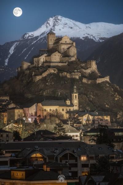 Chateau de Valère - SIon