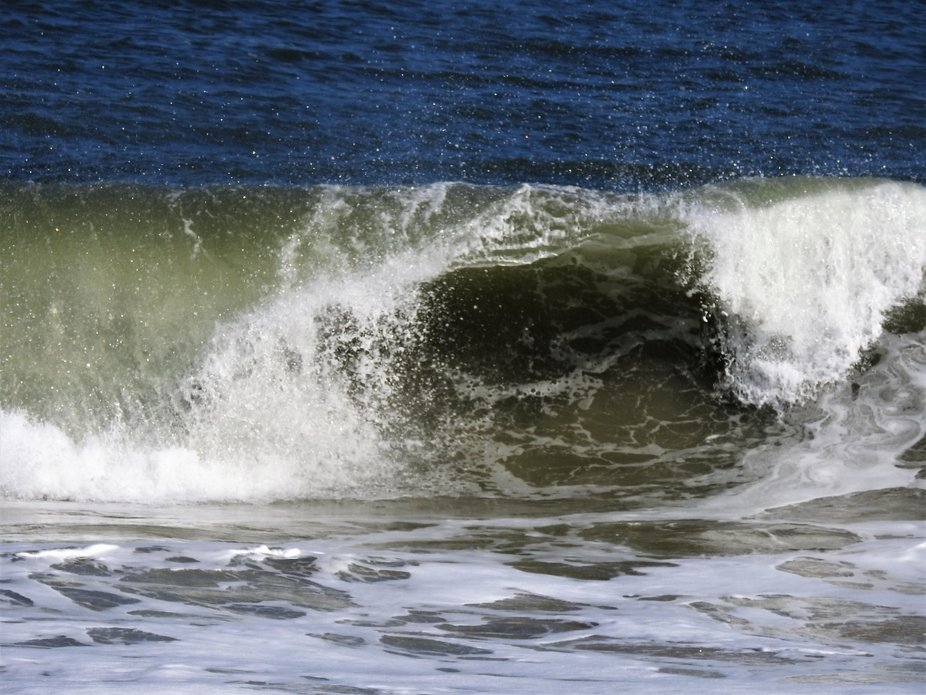 Marbled Sea