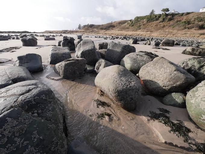Kildonan Beach on Arran