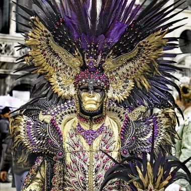 Carnevale 2020 Re dei Maya 2