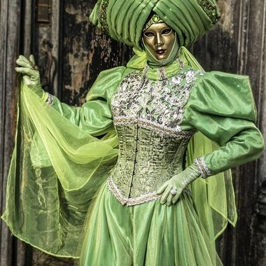 Carnevale 2020 La Donna Verde 1