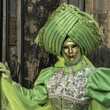 Carnevale 2020 La Donna Verde 2