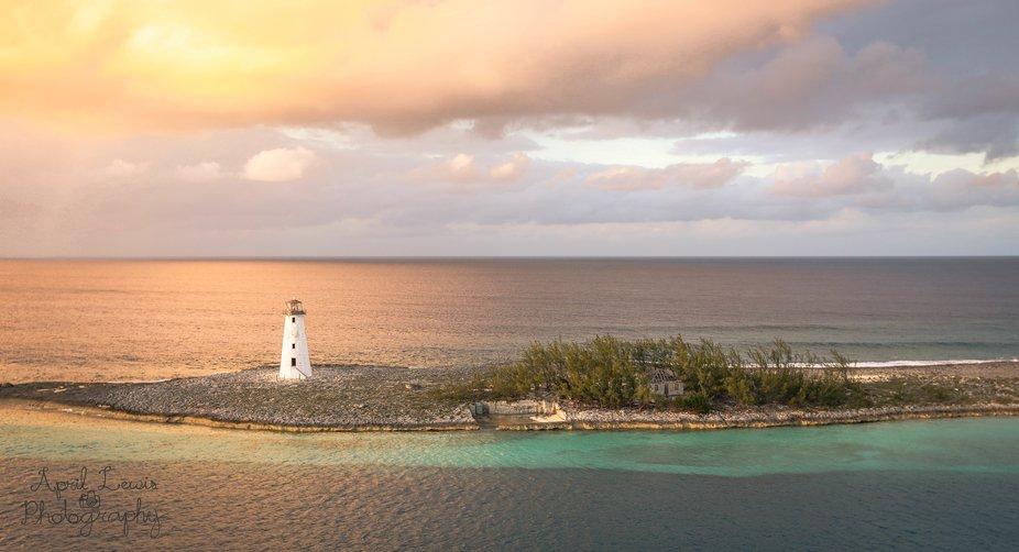 Bahamian Lighthouse 2