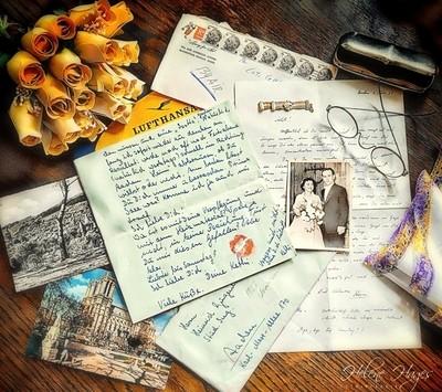 Memories of a big love in the 1950ies