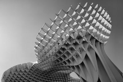 Metropol Parasol. Spain
