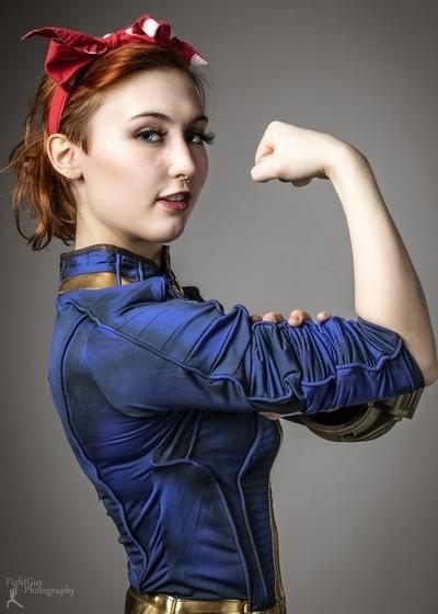 Model: Gillian Foxglove