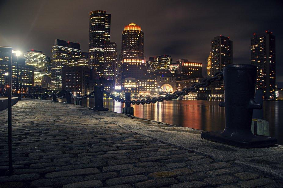 Harbor Walk, Boston