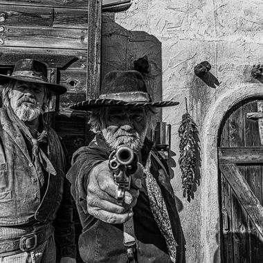 Gunfighter - Tombstone, AZ.