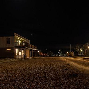 Tombstone, AZ. Allen St.
