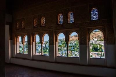 Mirador Alhambra (Granada)