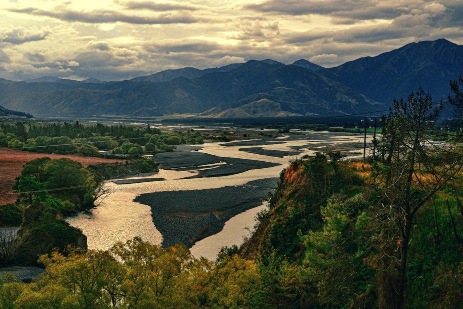 Waiau River Valley