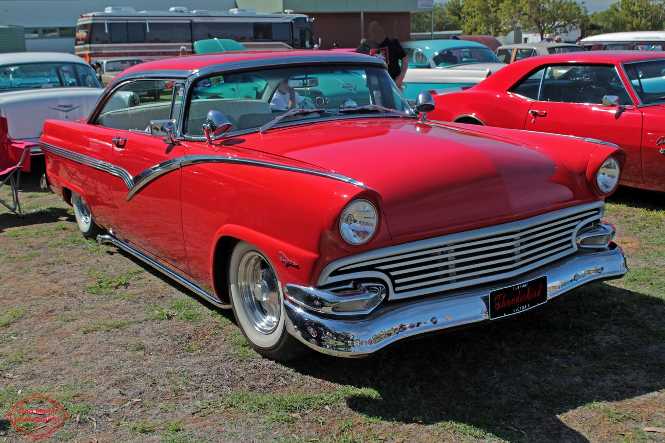 Slick 50's model Thunderbird.