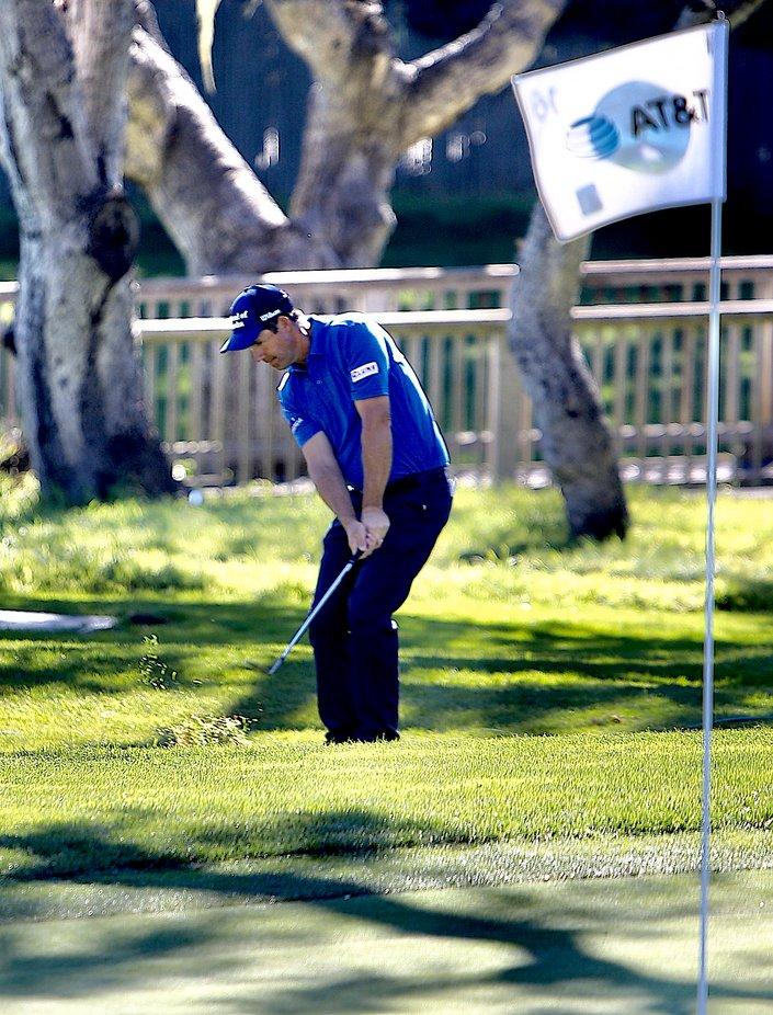 Pebble Beach Golf Course, the ATT PRO AM event media coverage