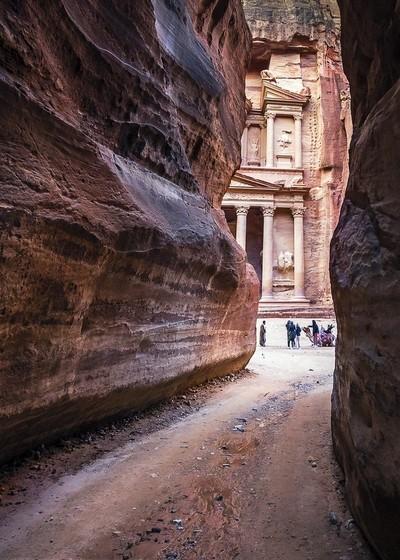 Hidden Treasury - Petra