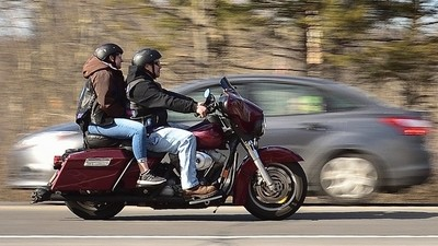Motorcycle Days Are Here