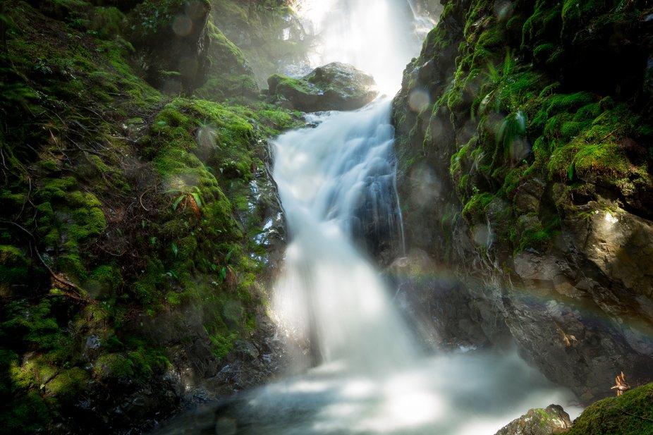 Waterfall Strathcona