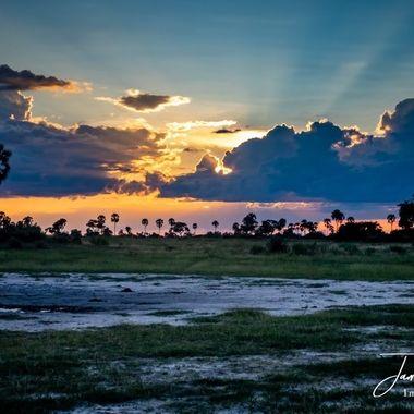 Botswana Sunset 2020