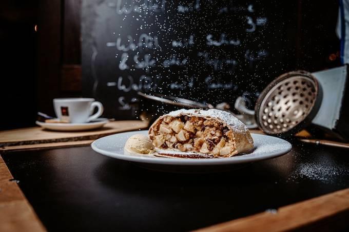 Apfelstrudel Wonders by weekephoto - Foodie Photo Contest