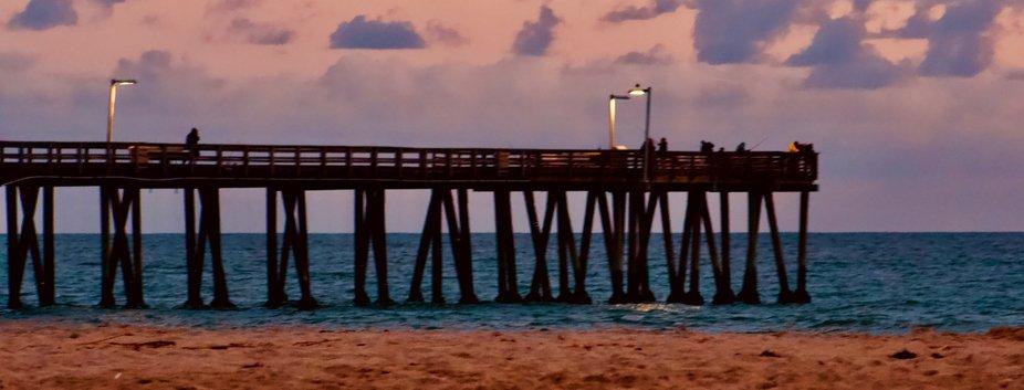 Sunday pier