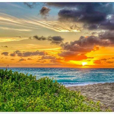 Stuart FL sunrise 3-17-2020