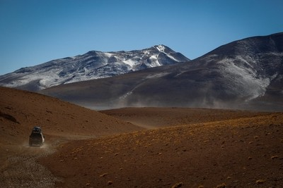 A drive through the Atacama