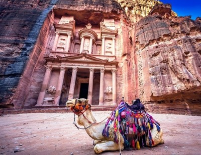 Treasury Guardian - Petra