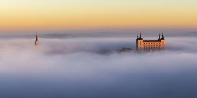 Magic in the fog