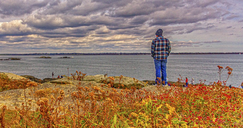 Sachuest Point, Middletown, Rhode Island
