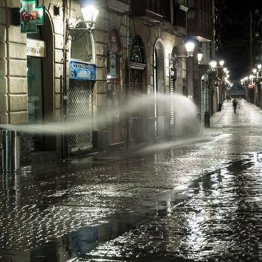 Bilbao nuit