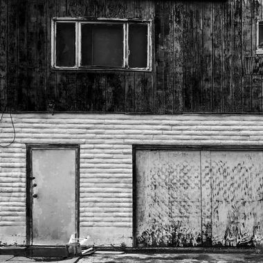 Dilapidated Series_#3