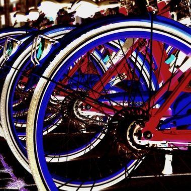 Neon Wheels_