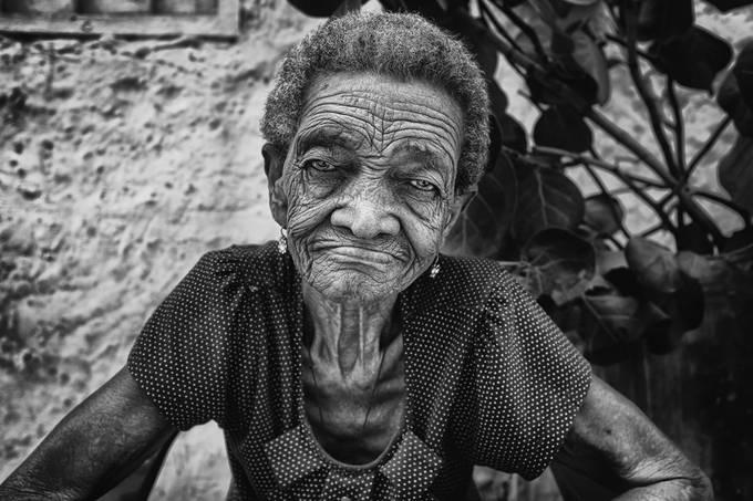 Cartagena de Indias - Colombia street portrait march 2020