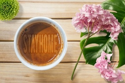 Coffee Latte STAYHOME
