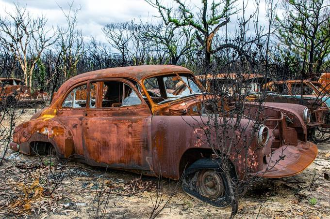 Highway to Hell Album#10 Aftermath Australian Bush fires 2020