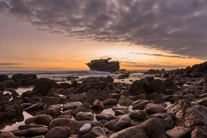Shipwreck No. 38