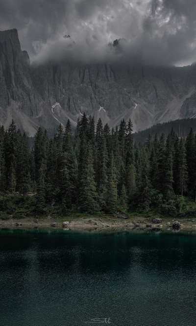 Pano Lago Verticale