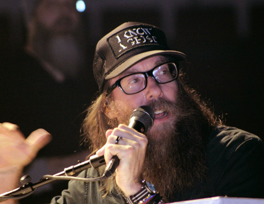 David Crowder Praising the Lord