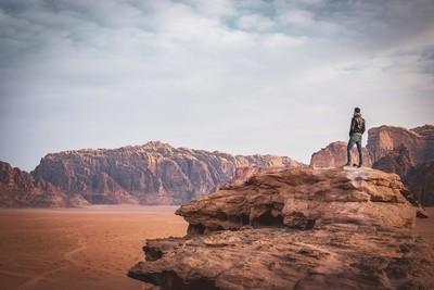 Wadi Rum Spaces