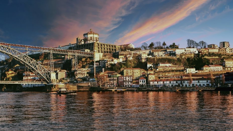 Center of the Port wine industry, Vila Nova de Gaia is full of cellars with visits and tastings. ...