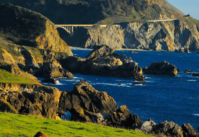 "Pacific Coast Highway, an amazing journey over historic bridges, rugged coastal terrain and stunning cistas await all travellers along highway 1 aling the central Ca coast.  Im blessed to call this area part of my ""back yard"" just 20 mins from home"