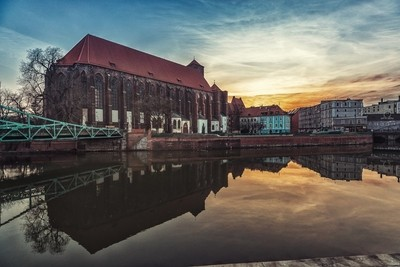 Wroclaw Sunset