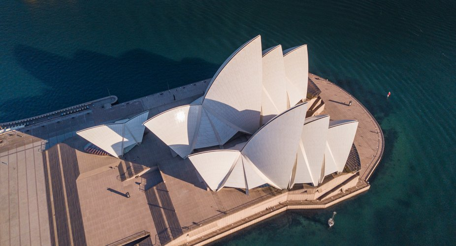 The shapes of the Opera