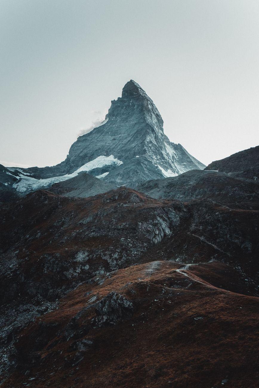 Rusty Matterhorn