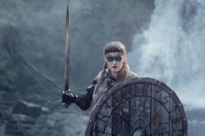 Arrival of the Vikings - Glenariff Forest